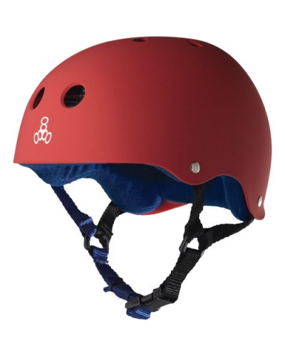Casco T8 Red Rubber Sweatsaver