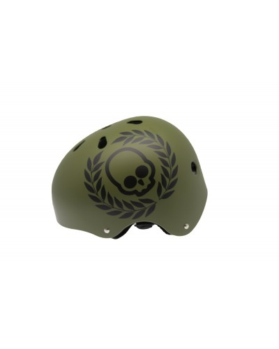 Casco Logo Green