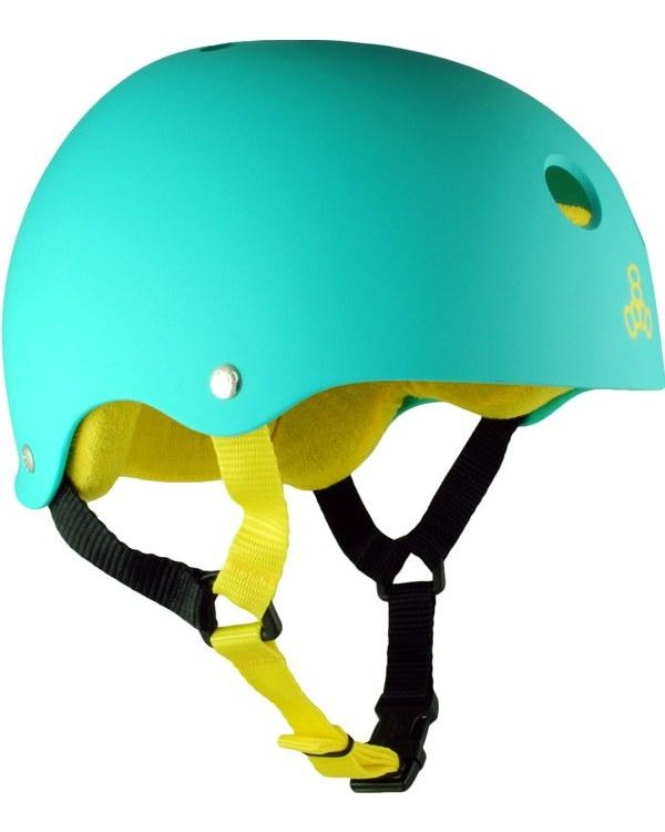 Casco T8 Baja Teal Sweatsaver