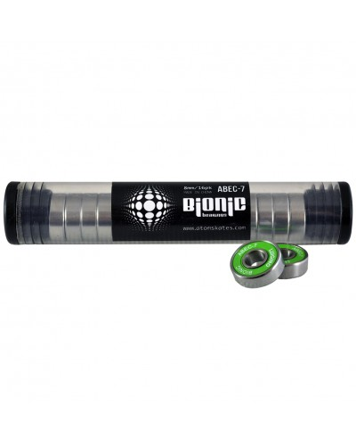 Baleros Bionic ABEC 7 8mm Bearings (16pk)