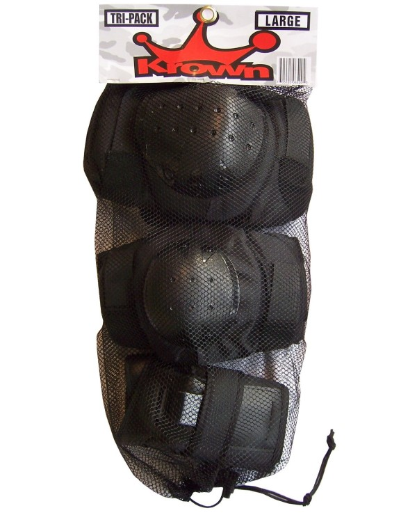 Set Krown Action Tri-Pack Pads